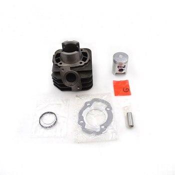 Motorcycle Cylinder Piston Gasket Top End Rebuilt Kit for Honda JOKER 50 SRX50 1996-1999