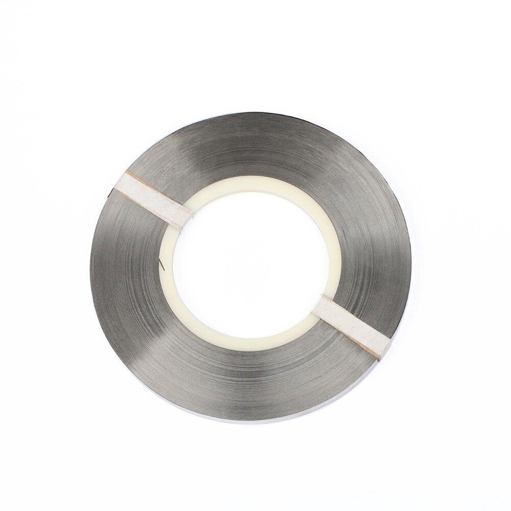 Bande de Nickel pur, sangle 0.2x8mm pour le soudage par batterie Ni200 1 kg/rouleau