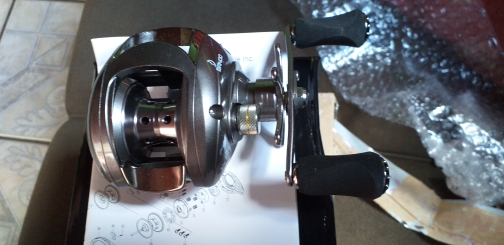 Carretilhas de pesca Carretel Relação Transmissão