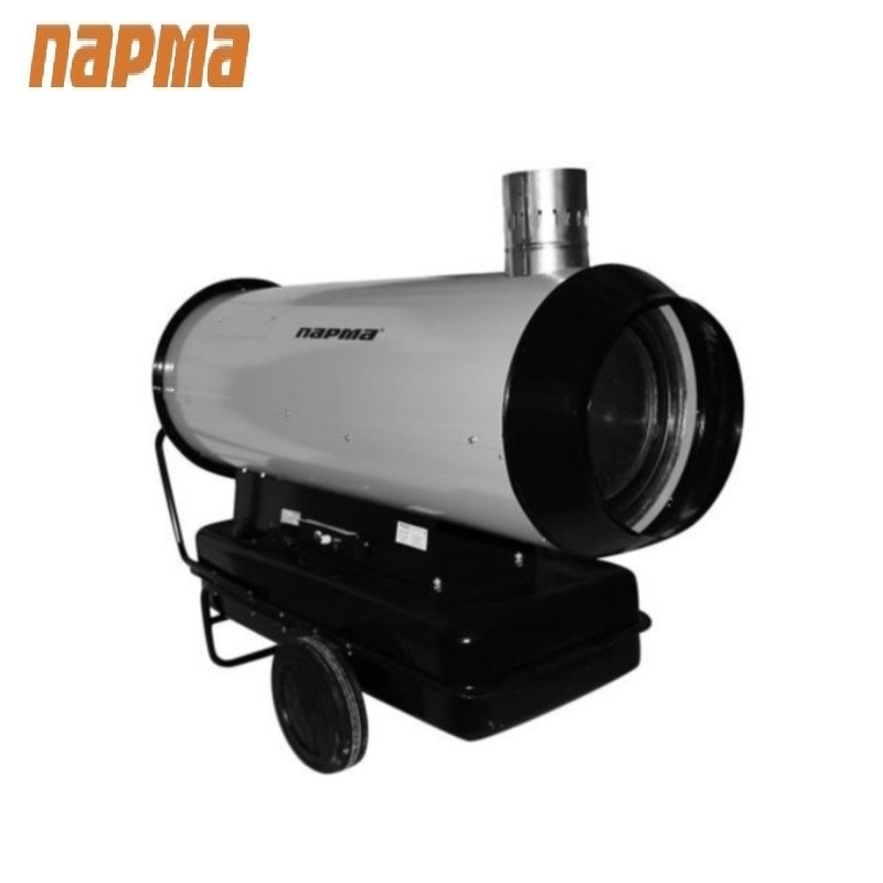 Diesel fan heater PARMA TPD-80 N Hotplate Facility heater Area heater Space heater free delivery ac230v 8 cm high quality axial flow fan cooling fan 8038 3 c 230 hb