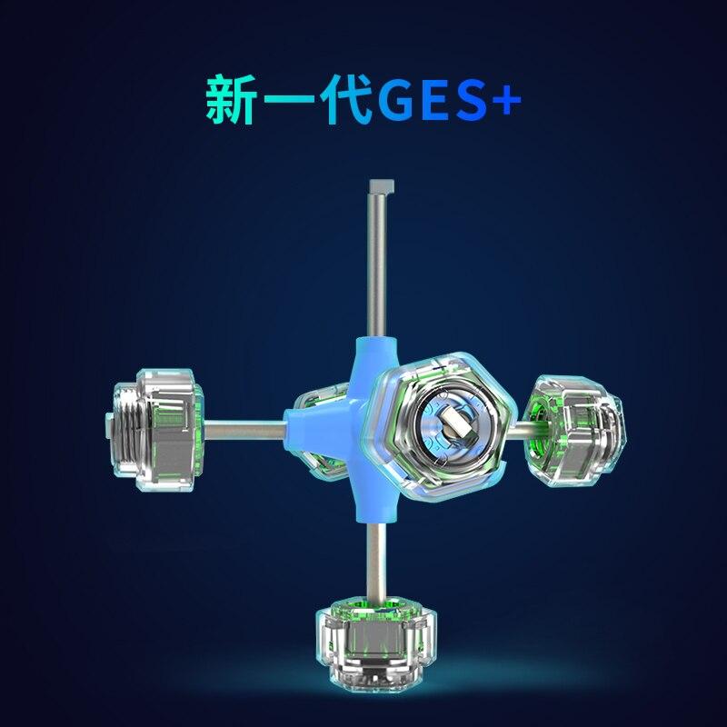 GAN 356X3x3 Magic Speed Cube Gan356 X 3x3x3 Magico Cube GAN356X professionnel vente chaude GAN 356X - 4