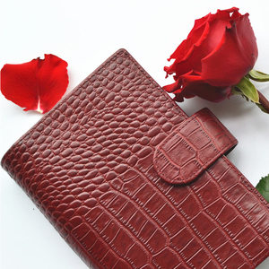 Image 4 - 2018 Yiwi Vintage A6 Persona Genuine Leather Travelers Notebook Diary Planner Sketchbook Creative Birthday