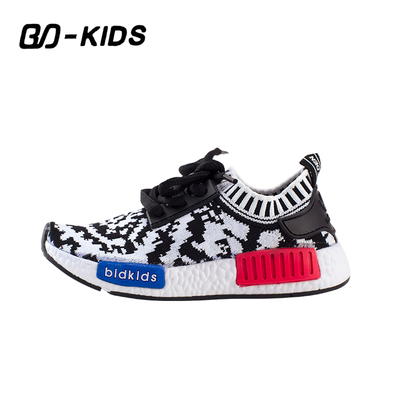 BDKIDS Kids Shoes Elastic Band Sneakers For Boy 2018 ...