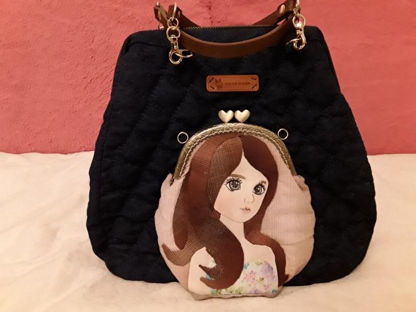 bag frame internal purse metal frame handbag stainless steel 8 inch a pair Y57 photo review