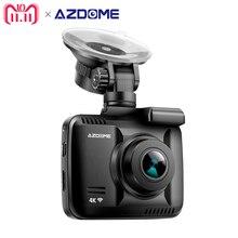Azdome GS63H Новатэк 96660 автомобильный регистраторы 4 К 2880×2160 P тире Камера встроенный gps DVR Регистраторы видеокамеры с Wi-Fi Loop Запись