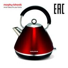 Электрический чайник Morphy Richards Accents Red 102004