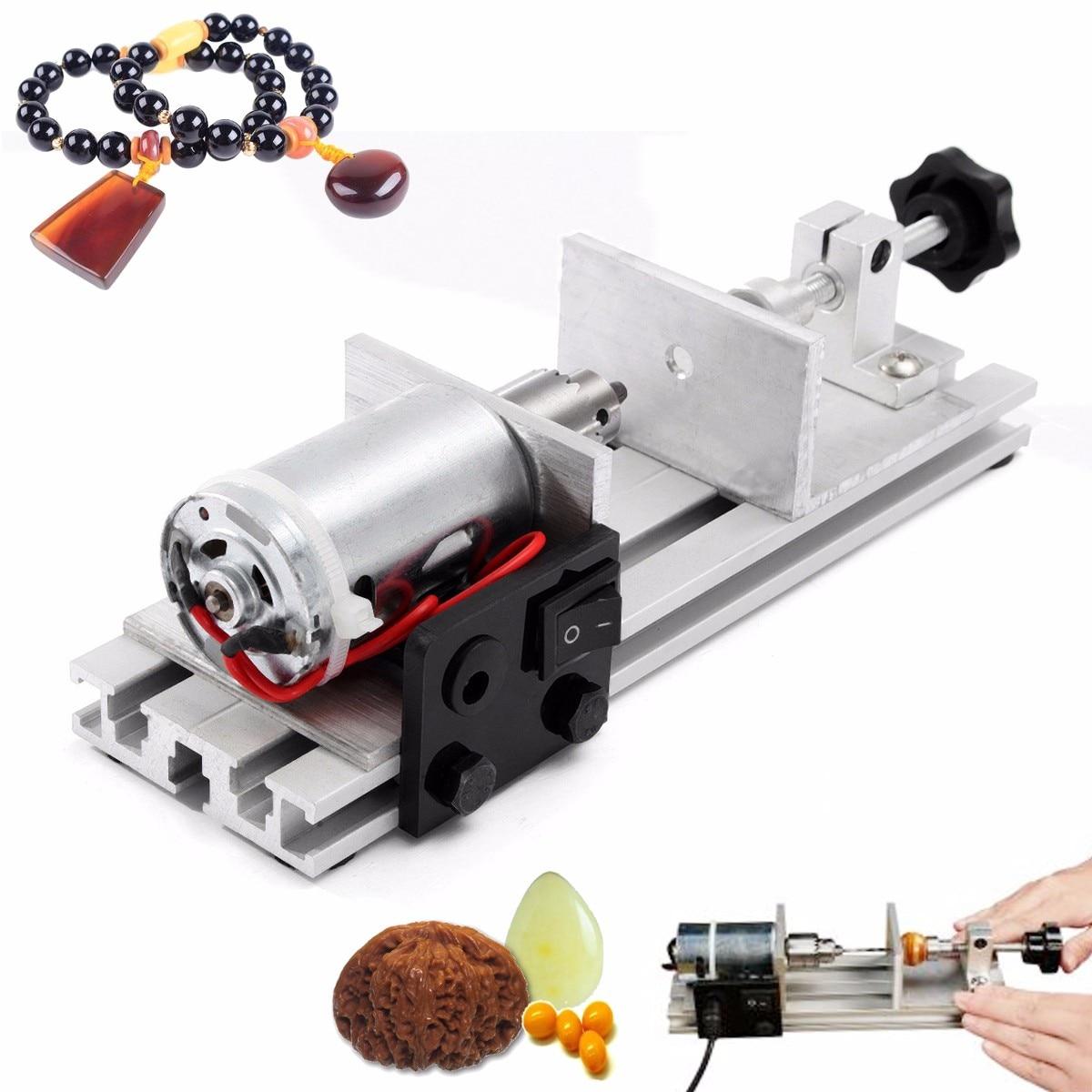 Durable Qualité 50 W 12000rev/min DIY Machine De Forage Holing Foreur Trou Poinçon Outil Pour 10-25mm perle