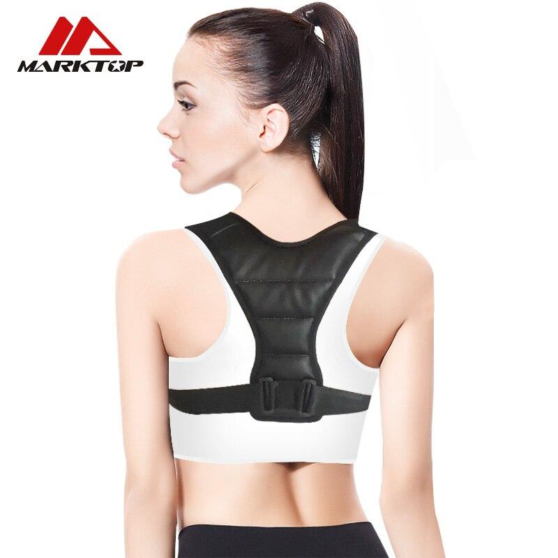 Marktop empêche bossu de améliorer la posture du dos.