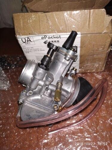 карбюраторный двигатель главного; око карбюратор; 2Т карбюратор;
