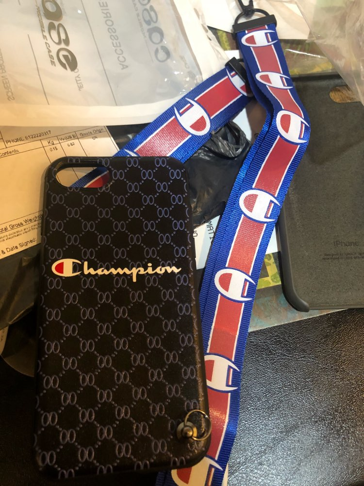Champion Case