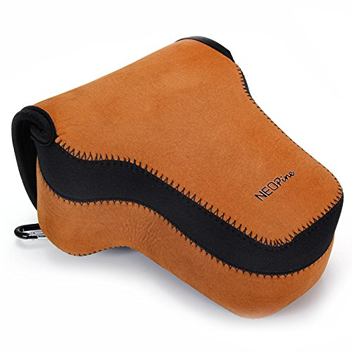 Camera Cases For Sony Alpha A7II A7R A7 A7 Mark II 28-70mm 24-70mm F4 Lens Soft Pouch Protective Sleeve Inner Bag