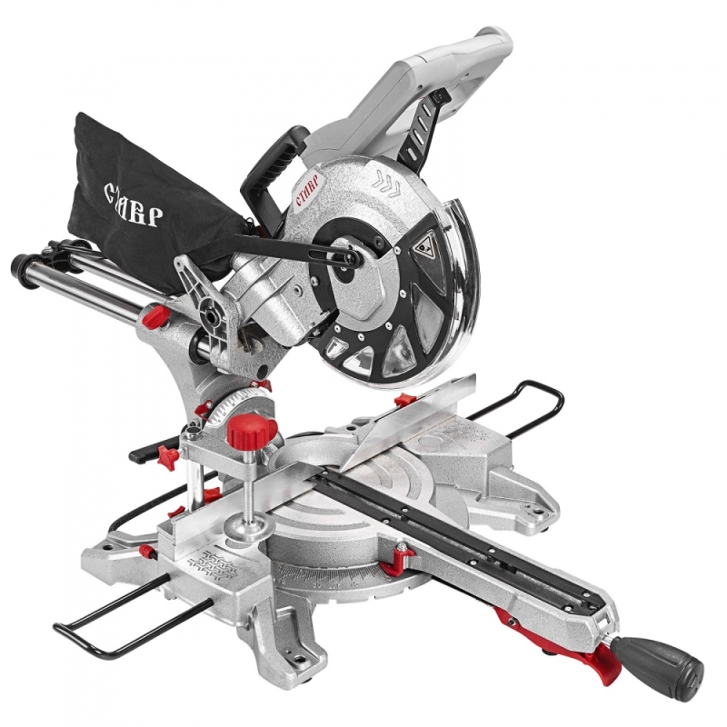 Фото - Saw miter tabletop Stavr Pt-210 210/1800 (210mm power 1800 W cutting depth to 62mm) mitre saw stavr pt 210 1400m