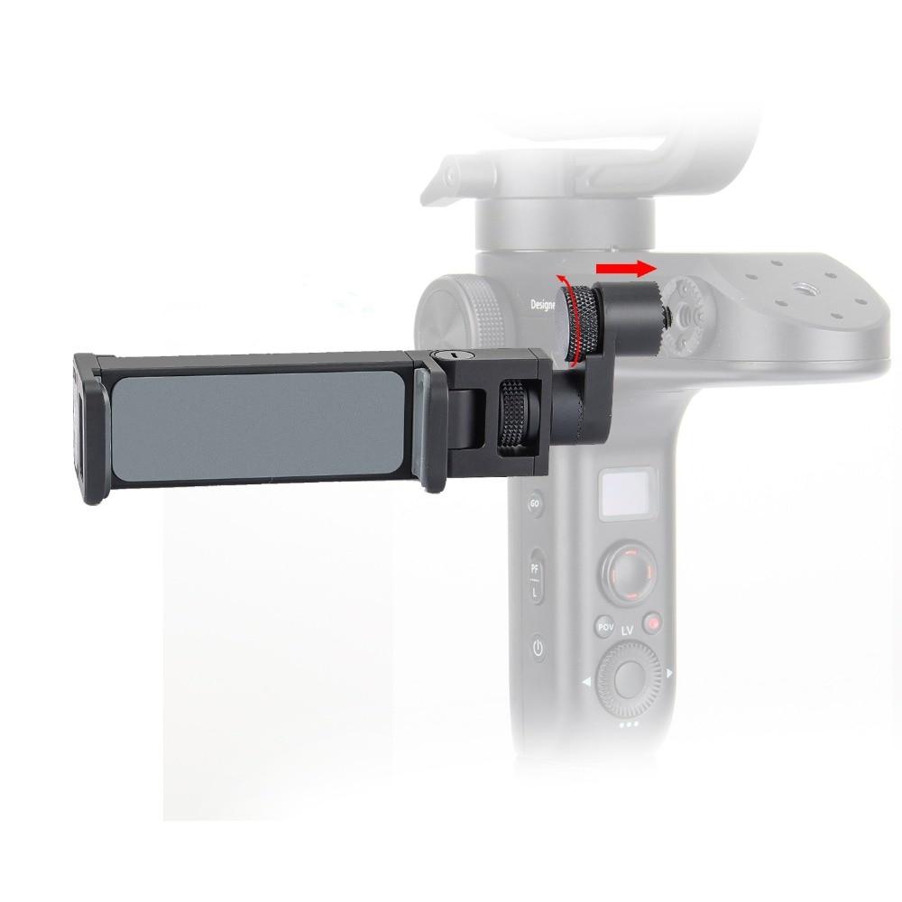 Zhiyun Weebill Lab Accessories Gimbal Transmount phone Holder Mount & Quick Setup Kit & Handle Grip & CMF-04 Servo Follow Focus 3