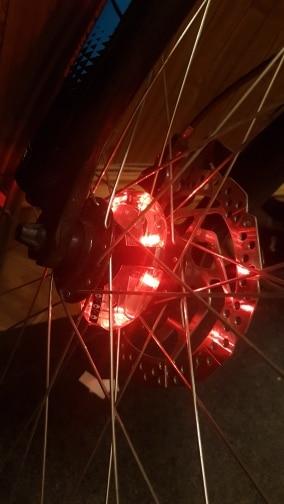 Luz de bicicleta Bicicleta Chumbo Bicicleta
