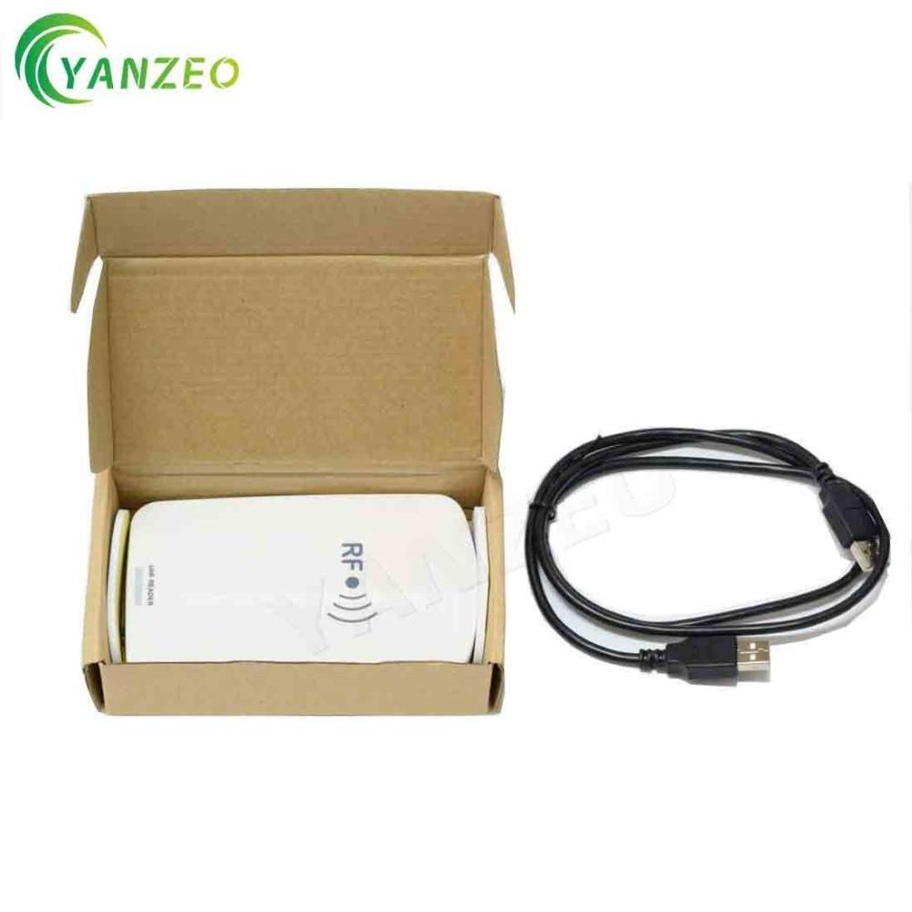 Yanzeo SR3308 860 960Mhz UHF RFID Reader Writer USB Desktop RFID Reader with Keyboard Emulation Output