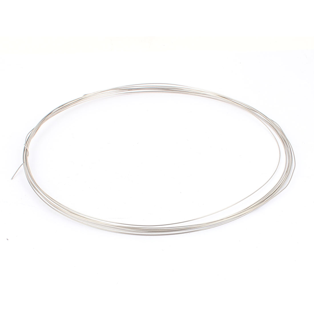 Uxcell 5M Length Constantan Heating Element 21Awg 0.7mm Dia Heater Wire Coil
