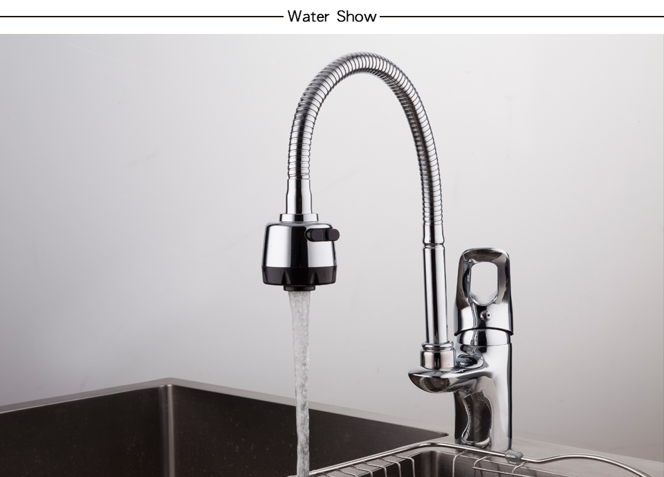 flexible kitchen faucet 7
