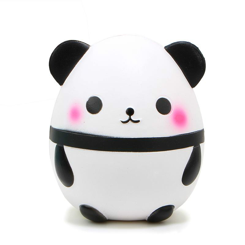 15cm Hot Kawaii Jumbo Panda Squishy Doll Collectibles Cartoon Sweet Scented soft Slow Rising fun Squeeze toys collections gifts