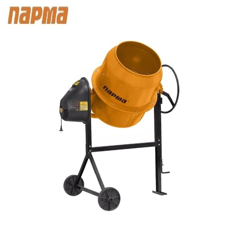 Concrete mixer Parma B-141-E Drum mixer Tilting mixer Transit mixer Knead concrete concrete mixer parma b 220 e