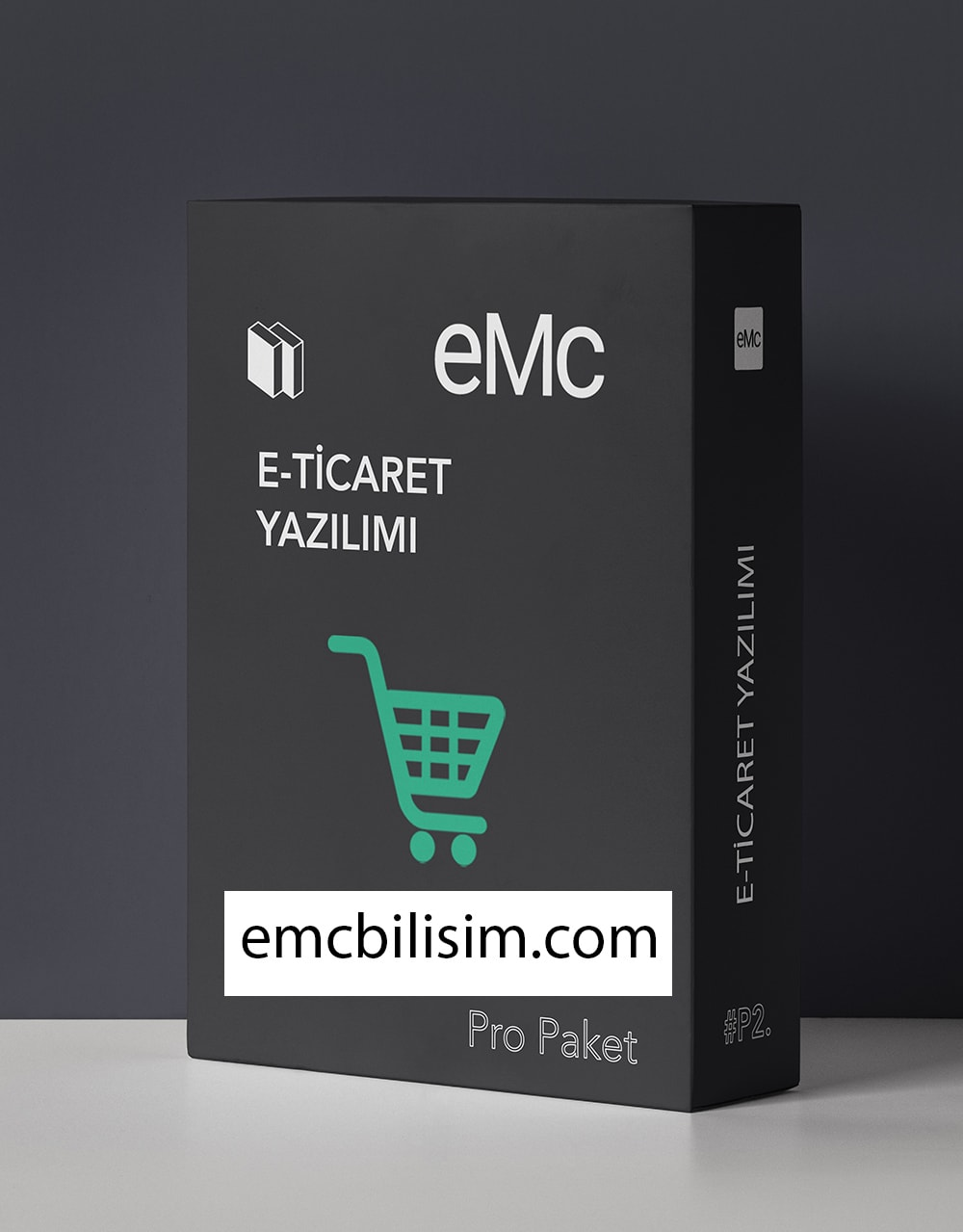 EMc  E-TİCARET YAZILIMI | PRO PAKET