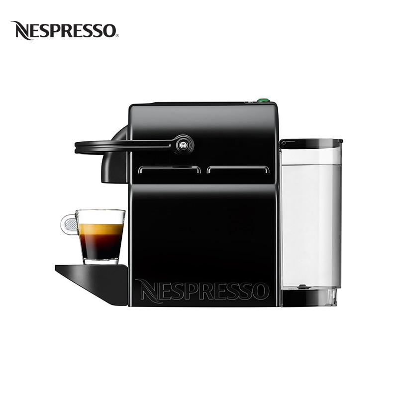 Nespresso Delonghi Inissia Bundle EN80.BAE Coffee Machine Coffee Makers Maker Espresso Cappuccino Electric Capsule