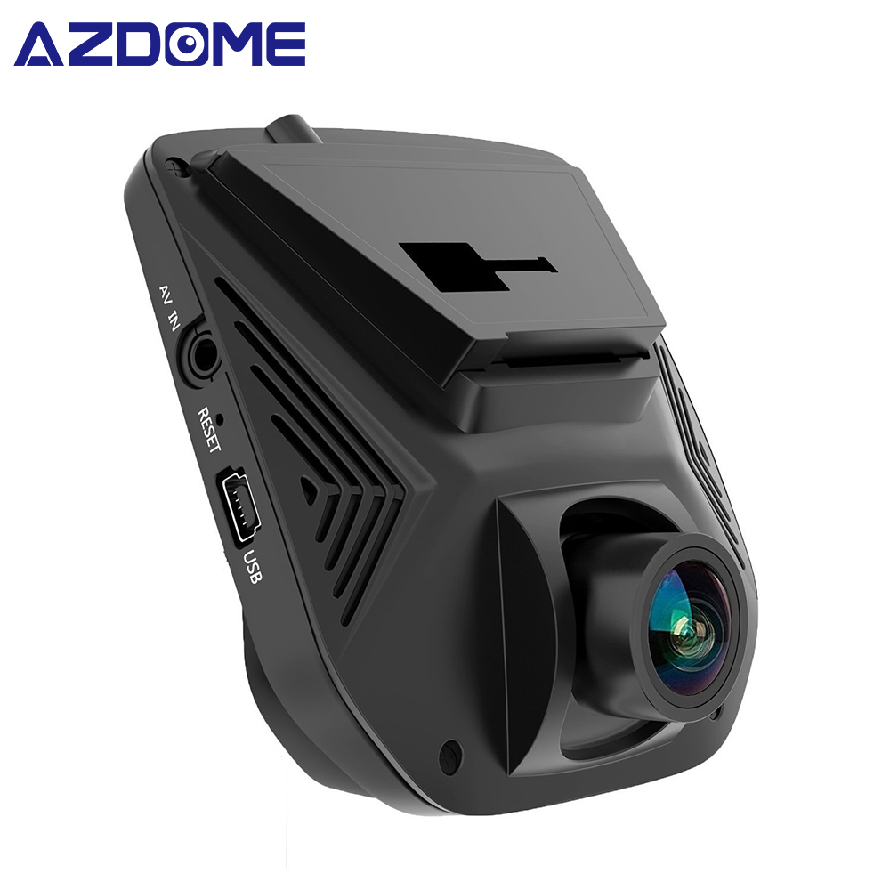 AZDOME A305 Car DVR WiFi Novatek 96658 Full HD1080P Car Camera 2 45inch IPS G Sensor