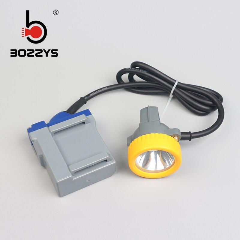 βιομηχανική λάμπα Λάμπα μπαταρίας Λάμπα βιομηχανική και εξόρυξη ειδικών LED lampen βιομηχανία 6600mAh 3W T7 (B)