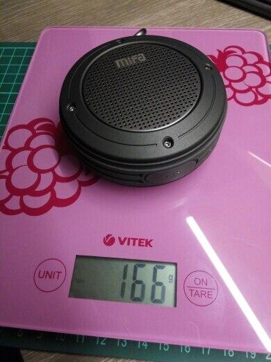 MIFA F10 Outdoor Wireless Bluetooth 4.0 Stereo Portable Speaker Built-in mic Shock Resistance IPX6 Waterproof Speaker with Bass