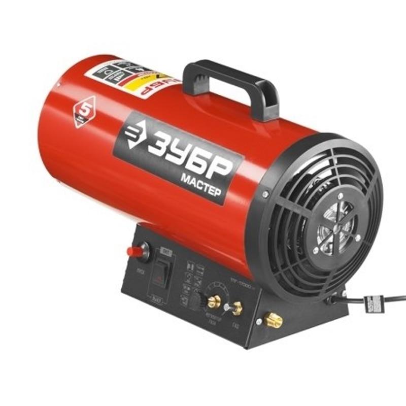 Gas heat gun BISON TPG-17000 m2 цена