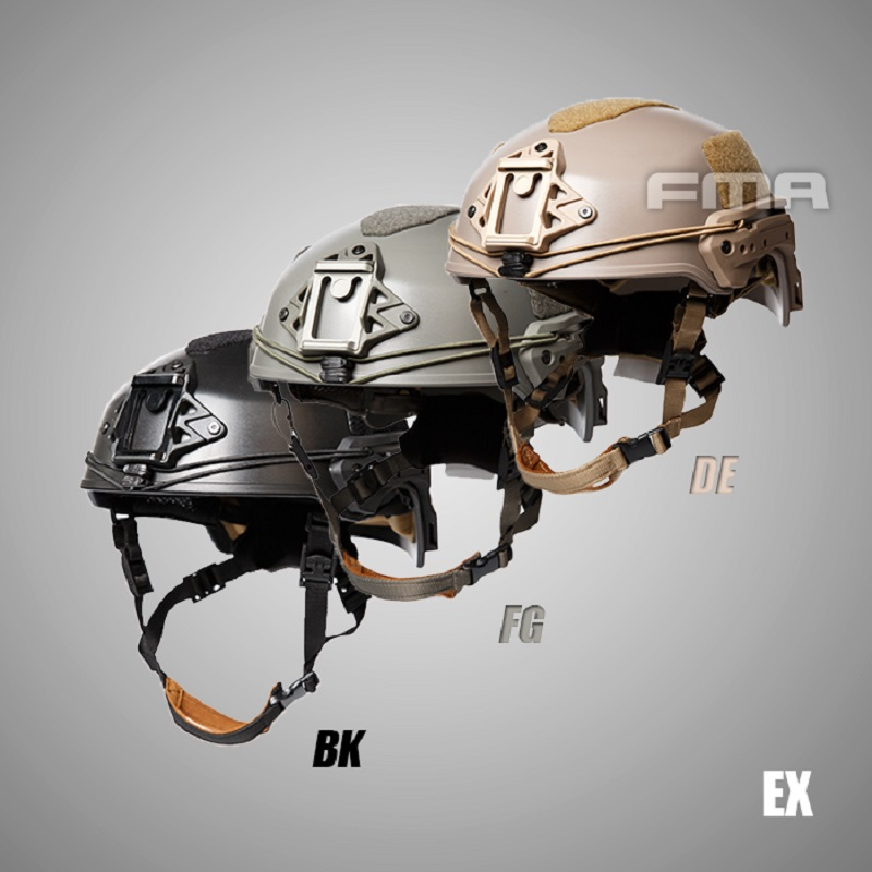 FMA Military New EXFIL Lite Ballistic Helmet High Strength Impact Resistance ForTactical Airsoft Hunting Helmets TB1268