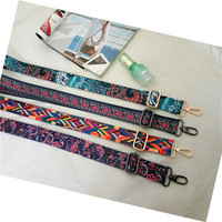 75 140CM Bag Straps Detachable Replacement Shoulder Belts Long Handbags Strap DIY Bag Accessories Colorful Belt
