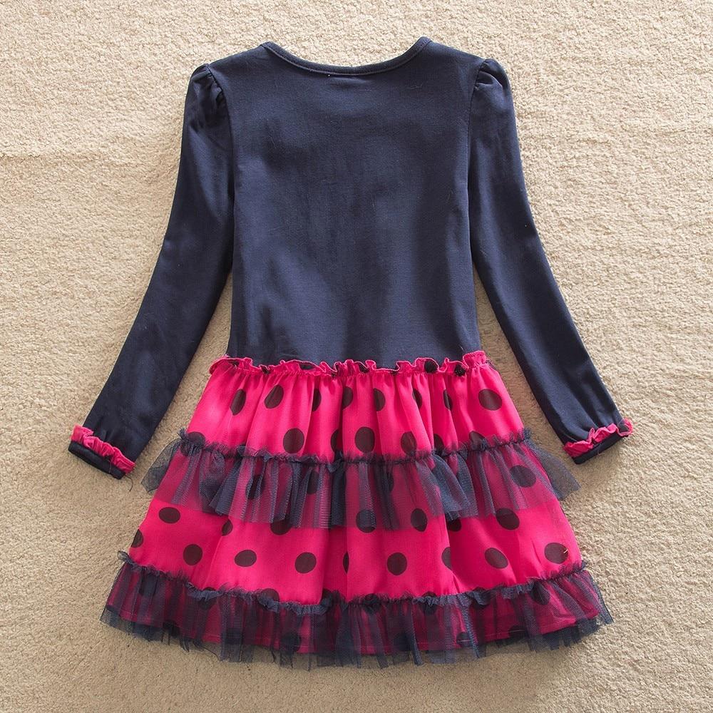 Baby κορίτσια φορέματα με μακριά - Παιδικά ενδύματα - Φωτογραφία 2