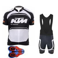 Pro Clothing Cycling Set Bike Wear Cycling Clothing Breathable Quick Dry BIB Cycling Jersey Short Men