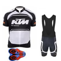 Pro Clothing Cycling Set Bike Wear Cycling Clothing Breathable Quick Dry BIB Cycling Jersey Short Men