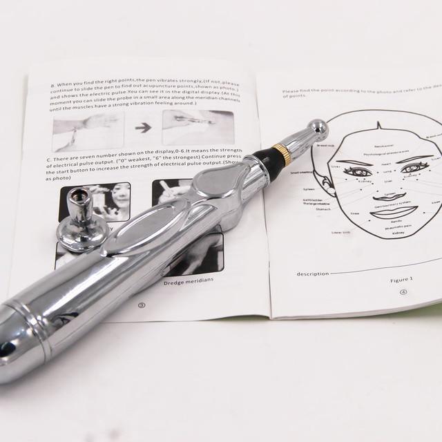 Многофункциональная лазерная ручка для акупунктуры электромагнитная