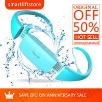 Tayogo Bluetooth Mp3 Player Underwater Headset 8g Waterproof Ipx8 With Pedometer APP Usb Charging Fm Support