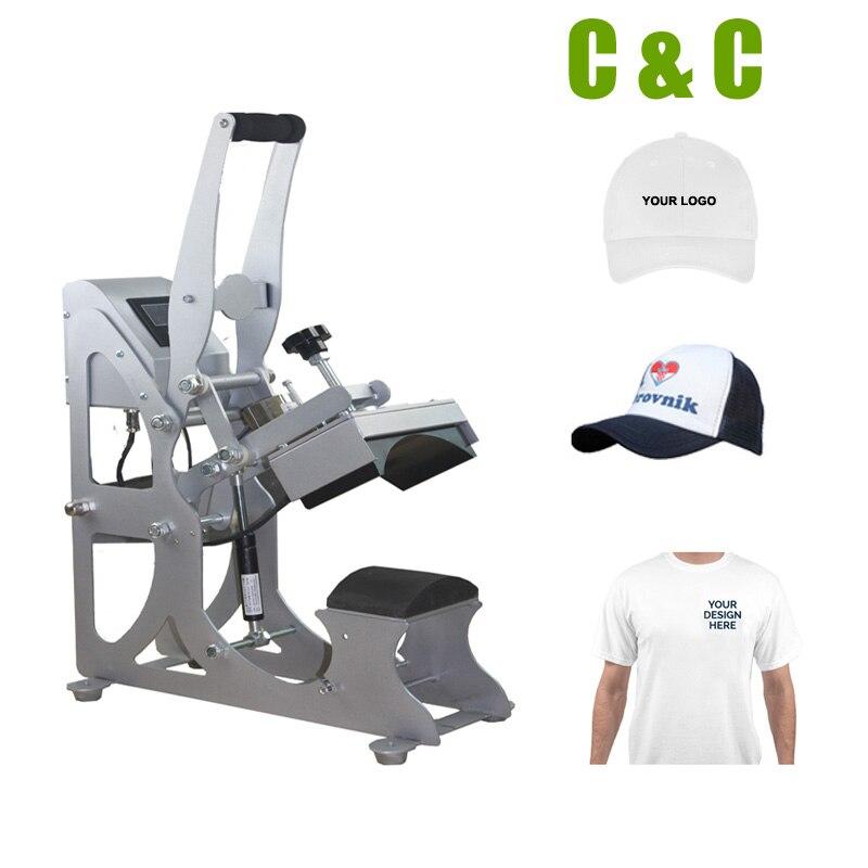 Heat Press Machine Cap Press Machine Hat Heat Transfer
