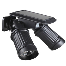 New Scenery 14 led solar spotlight with outdoor sensor LED lighting on energy