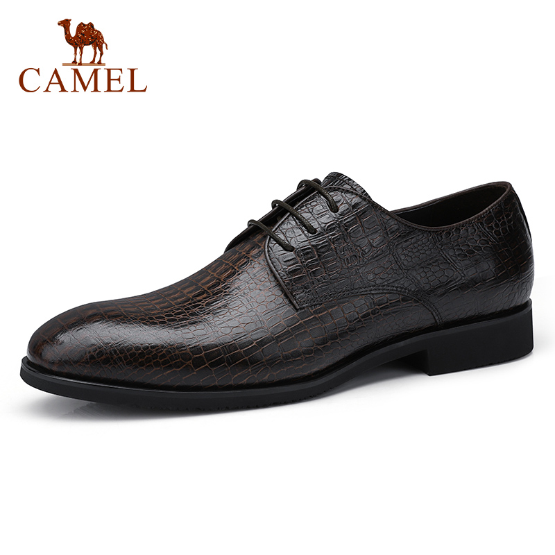 Mens Wedding Dress Shoes Casual Crocodile Genuine Leather Oxfords Shoes Bussiness Brogues Shoes Moccasins For Mens Party Shoes Products Are Sold Without Limitations Shoes Men's Shoes