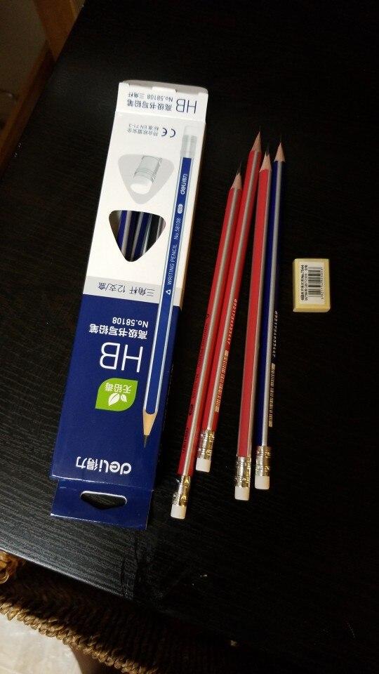 Lápis padrão criança aprender escrever