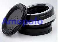 Amopofo N/G-NEX Adaptador Reforço Velocidade Redutor Focal para Nikon G montagem lente para Sony Nex e A5100 A6000 A500 0 A3000 NEX-5T