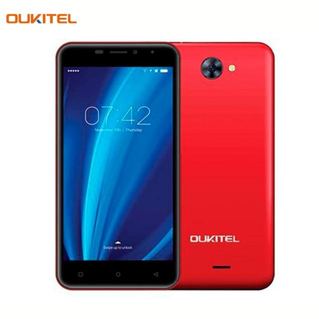 Смартфон OUKITEL C9 основная камера 8Мп, емкость аккумулятора 2000А/ч