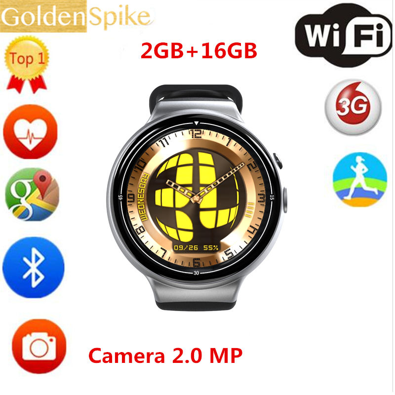 9d6241505c2 3G WIFI GPS Smartwatch I4 air Android 5.1 2GB+16GB Heart Rate Bluetooth Smart  Watch for Samsung gear S3 HUAWEI watch 2 PK kw88. В избранное. gallery image