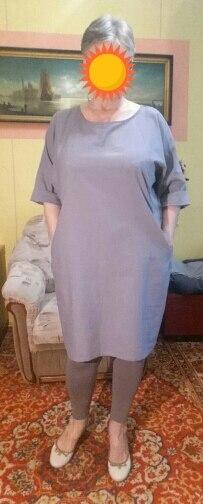 Celmia Women Long Shirt Cotton Linen Dress 3/4 Sleeve Pockets Vintage Dresses Ladies Casual Loose Solid Mini Vestidos Plus Size photo review