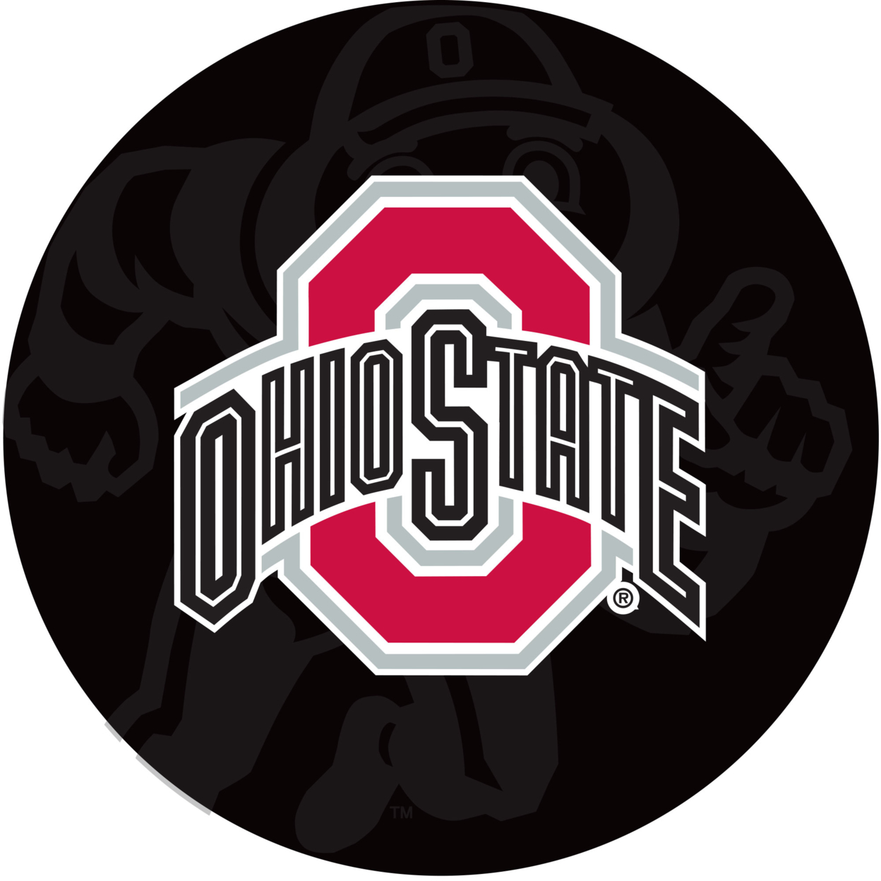 Ohio State Shadow Brutus Chrome 42 Inch Pub Table ботинки meindl meindl ohio 2 gtx® женские