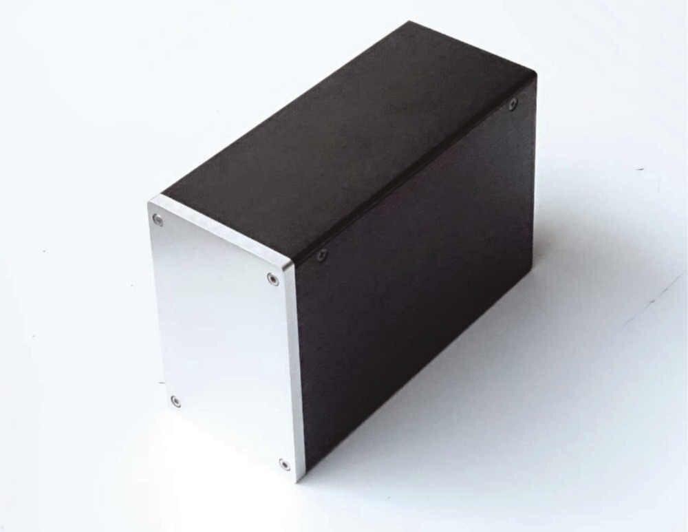 BZ1409D Универсальный алюминиевый корпус усилителя шасси/корпус предварительного усилителя/корпус усилителя/блок питания 140 мм * 90 мм * 209 мм