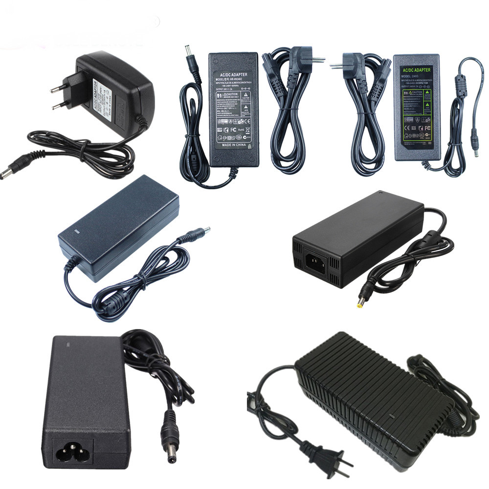 FDIK <font><b>5V</b></font> <font><b>12V</b></font> 24V Power Adapter AC 110V 220V To <font><b>DC</b></font> Switching Power Supply 1A 2A <font><b>3A</b></font> 5A 6A 8A 10A LED Driver For LED Strip Light image