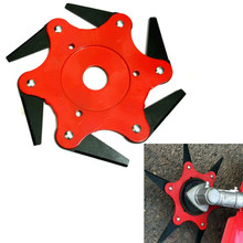 Rotary mower saw 25.4mm Blades grass Trimmer brush cutter lawn head shredder universal accessories hit alloy