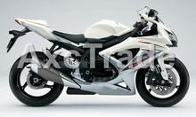 Carenagens da motocicleta Para Suzuki GSXR GSX-R 600 750 GSXR600 GSXR750 2008 2009 2010 K8 Injeção de Plástico ABS Carenagem Kit Bodywok