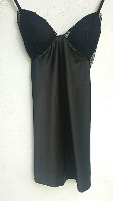 Missomo Lace Nightgowns Sleepshirts Sexy  Women Lingerie Sleeveless Sleepwear Strap Deep V-neck Homewear Nightdress